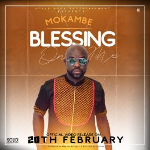 Mokambe-blessings on me artwork