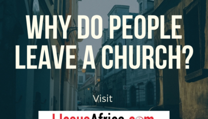 why_people_leave_a_church