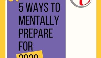 5 Ways to Mentally Prepare for 2020