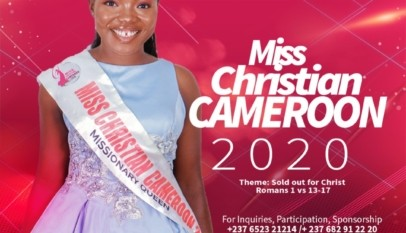 about miss christian cameroon