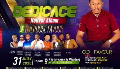 Album Launch -Overdose favour -OD Favour