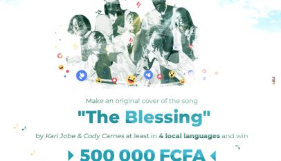 The blessing challenge